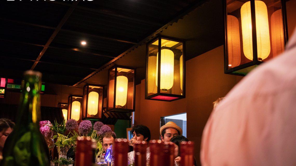IRO Izakaya Restaurant Opening